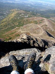 Flattop Mountain