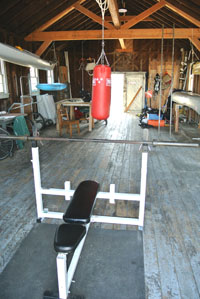 The South Manitou Island Fitness Club
