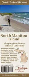 North Mantiou Island Map