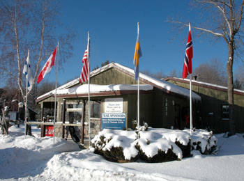 Forbush Corner Nordic Center