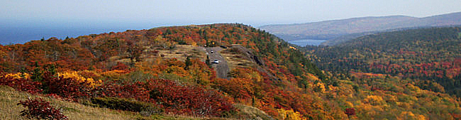 Brockway Mountain Drive. Image: Copper Harbor Improvement Association